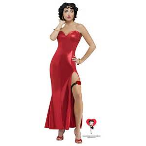 Crayola Party Decorations Betty Boop Womens Dress Costume Buycostumes Com