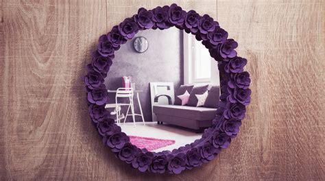 decorar un espejo con papel decora tu espejo con cartones de huevos tu hogar m 233 xico