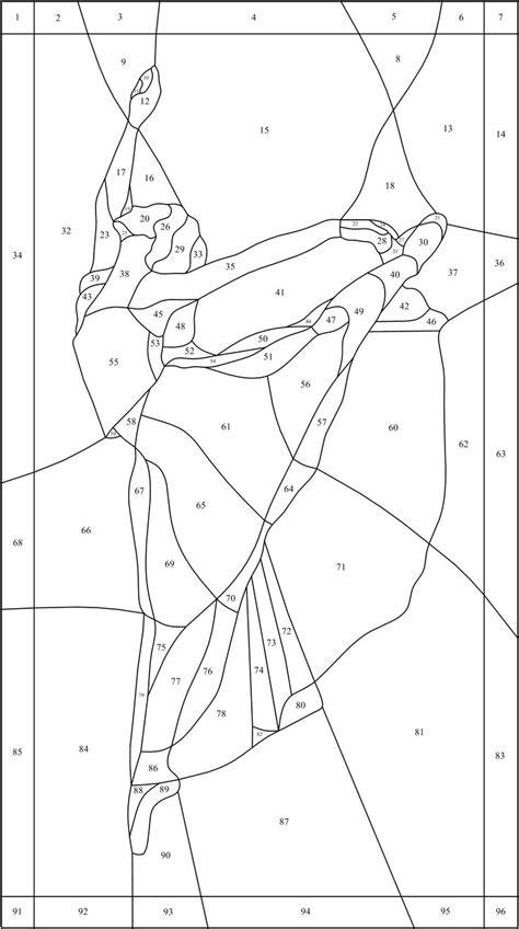 Number Pattern Drawing | danseuse de ballet partag 233 sur zimagez par lion elle for