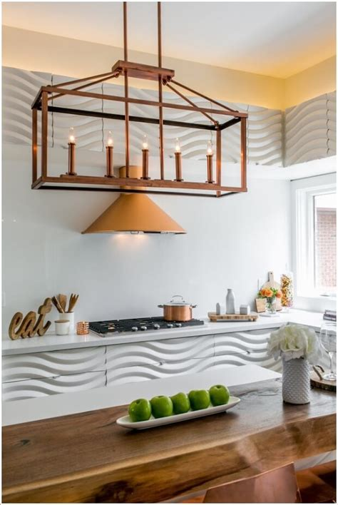 Decorate Your Kitchen with Copper Accents