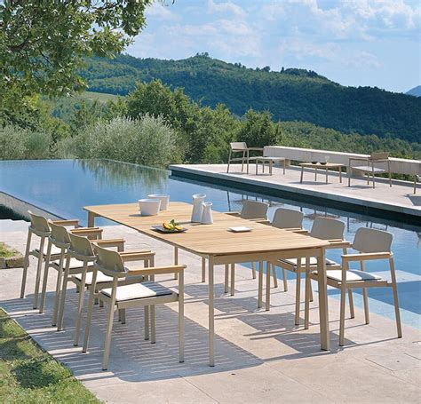 teak gartenst hle uk counter table hpl top 60x60 high table shine emu