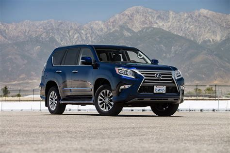 Lexus 460 Gx 2017 Lexus Gx 460 Test Posh And Aging Roader