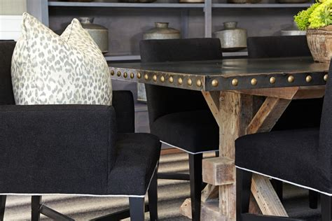 Pillows For Dining Room Chairs by Fabulous Zinc Top With Wood Countertops Corner Bench