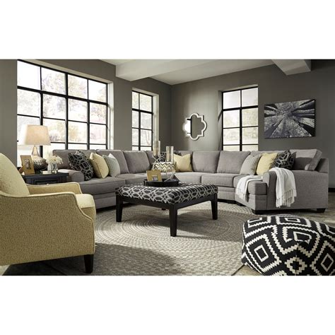 Marlo Furniture Forestville Md by Benchcraft Cresson Stationary Living Room Marlo