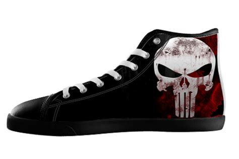 punisher slippers punisher shoes spreadshoes