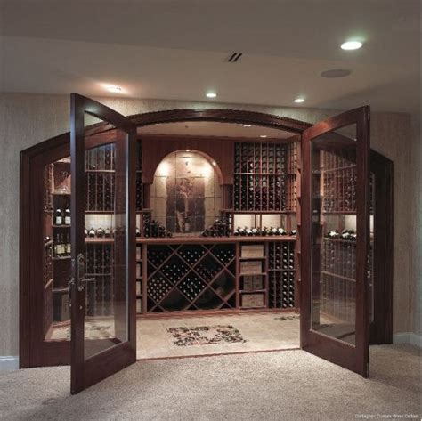 wine cellars design now this is a wine cellar that my husband would