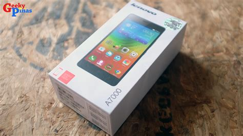 Lenovo A7000 Unboxing lenovo a7000 unboxing and initial review this is the new per buck contender 8000