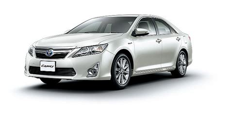 Toyota Camry Jdm Jdm 2012 Toyota Camry Introduced Photo Gallery