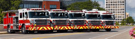 rosenbauer america fire trucks emergency response vehicles