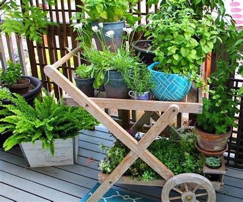 42 Ideas For Small Gardens Balconies My Desired Home Garden Ideas For Small Balconies
