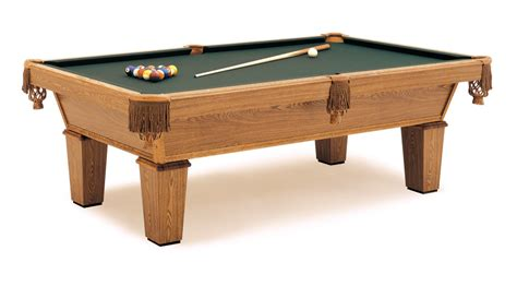 Billiards Furniture by Pool Table With Optional Drawer