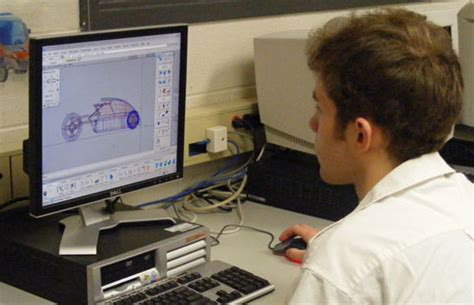 Santolupo S High School Students Tackle Real World Design Auto Desk Student