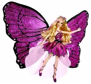 barbie mariposa magic wings mariposa doll l8585