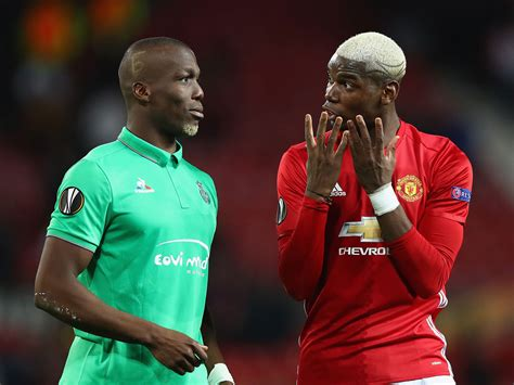 paul pogba s rollercoaster relationship paul pogba bothered me by talking to his brother during
