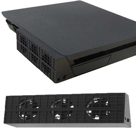 Cooling Fan Ps4 Ps 4 Pro Dobe cooling fan black cooler dobe ps4 slim console