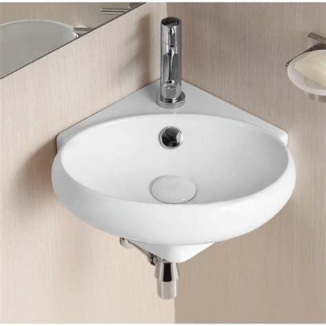 corner pedestal sinks for small bathrooms corner bathroom sink ideas home improvement knowledge