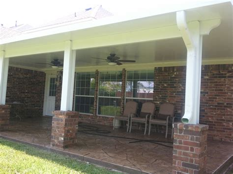 Aluminum Covered Patios by Aluminum Covered Patios In Houston Katy Sugar Land
