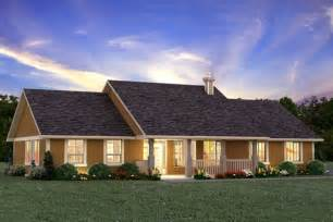 Ranch Home Plans With Pictures ranch style house plan 3 beds 2 baths 1924 sq ft plan 427 6