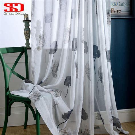 online get cheap black sheer curtains aliexpress com