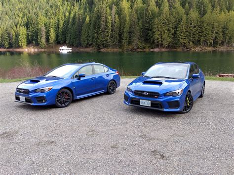 New Subaru Wrx 2018 by 2018 Subaru Wrx Sti Review Autoguide News