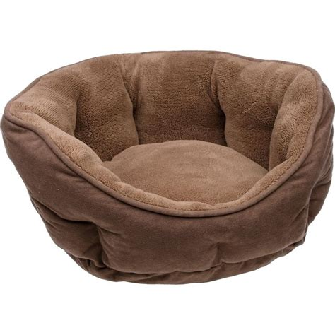 petco dog bed petco cuddler dog bed in brown my pet dream board