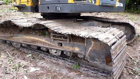 volvo track for sale solo track repair youtube