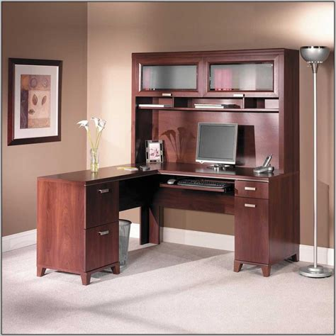 Cherry Wood Desk With Hutch Desk Home Design Ideas Cherry Wood Desk With Hutch