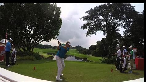 davis love iii swing gopro hero 4 black golf davis love iii slow motion