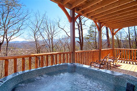 Highest Cabin In The Smokies Gatlinburg Cabin Smoky Mountain High 2 Bedroom