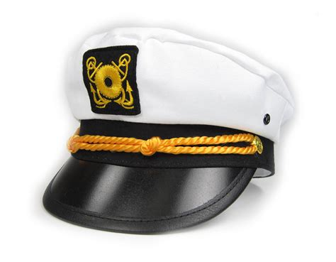 yacht boat captain hat child skipper yacht boat captain cap sailor hat ebay