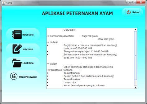 Pengembangan Aplikasi Database Berbasis Java Db Dengan Netbeans priawadi contoh aplikasi desktop dengan java aplikasi
