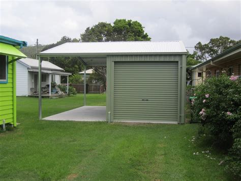 Domestic Sheds by Midcoast Steel Structures Domestic Sheds