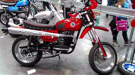 Wsk Motorrad by Wsk 175 Orgazmotron Custom Motorcycle