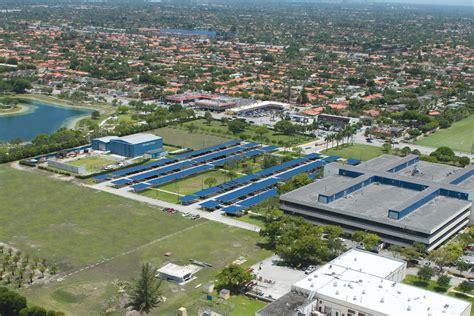 florida power light miami fl fpl to build 7 million solar canopy at fiu orlando sentinel