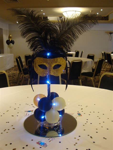 masquerade mask centerpiece ideas androidhd today