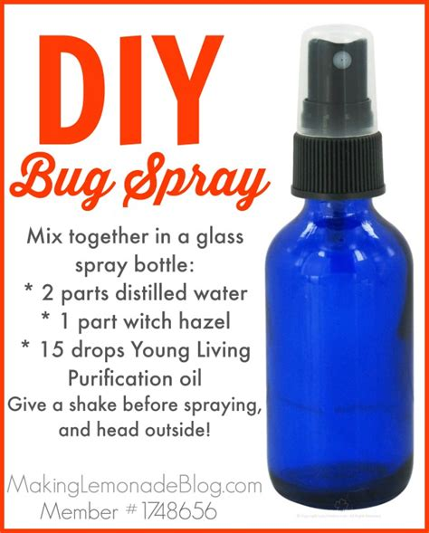 homemade bed bug repellent homemade outdoor cing spray bugs hate it making