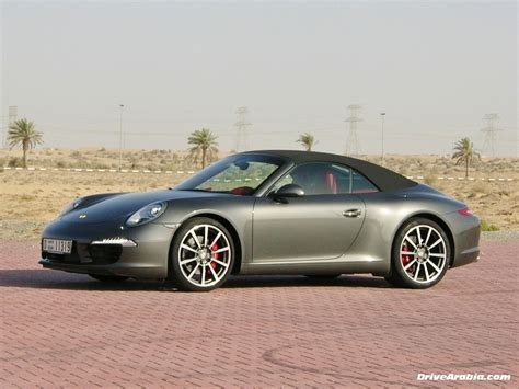 Porsche 911 S Cabriolet by 2015 Porsche 911 Carrera S Cabriolet Partsopen