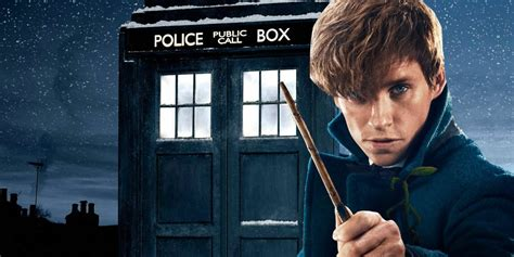 dr who fantastic beasts eddie redmayne wants to on doctor who