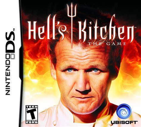 Helss Kitchen by Hell S Kitchen Nintendo Ds Ign