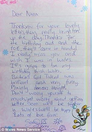 Jennifer Jones The Letters From Love Tug Children Who