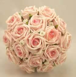 wedding flowers pink pink roses for wedding bouquet ipunya