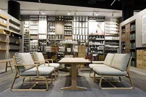 living dining sofa chair muji muji sydney flagship store opens news muji