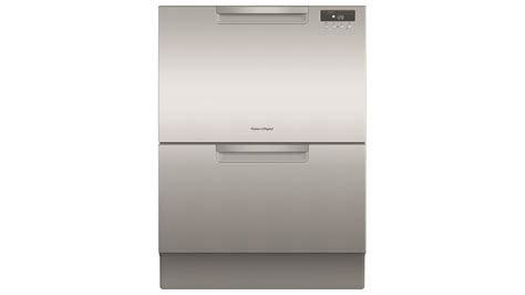 fisher paykel double drawer dishwasher problems buy fisher paykel dd60dax9 60cm double dishdrawer