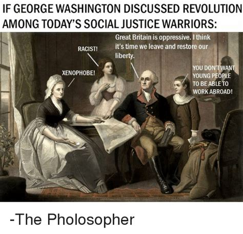 Social Justice Memes - funny george washington memes of 2017 on sizzle oftenly