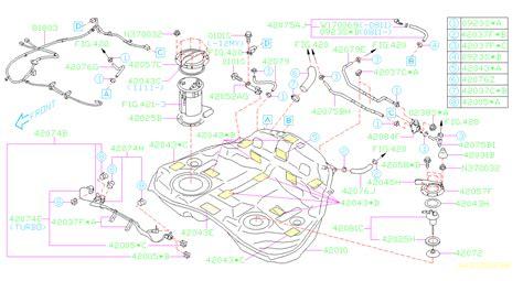 subaru forester fuel hose clamp fuel hose clamp tank pump engine cooling ag