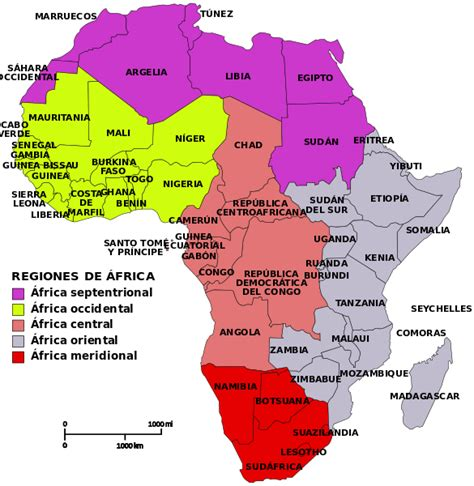 africa map regions file africa map regions es svg wikimedia commons