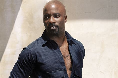 mike colter healthy celeb here s everything you need to know about luke cage mike