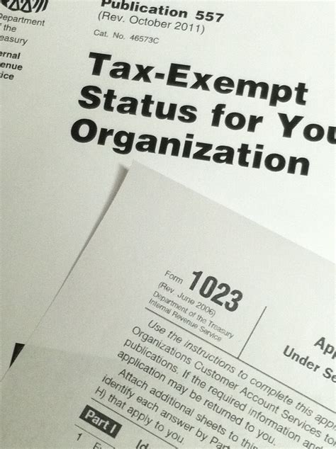 non profit status alone is not enough for property tax