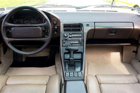 porsche 928 interior 1984 porsche 928s 196079