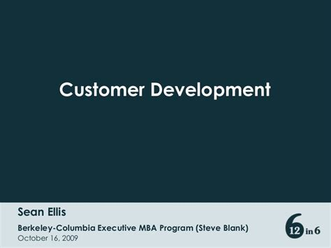 Columbia Executive Mba by Berkeley Columbia Executive Mba Program Steve Blank
